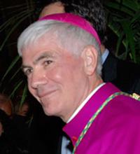 Mons. Giovanni D'ercole Vescovo
