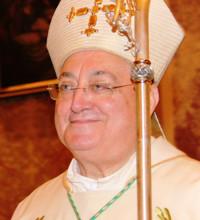 S.E. Mons. Dino De Antoni Vescovo