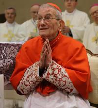 S.E.R. Il Sig. Cardinale Loris Capovilla