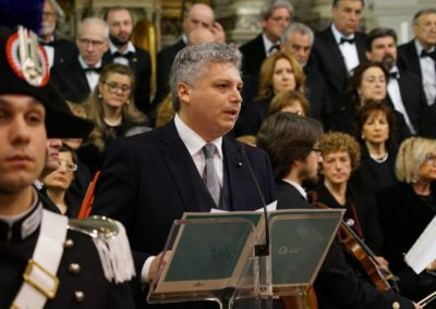 Presidente Marco Eugenio Brusutti